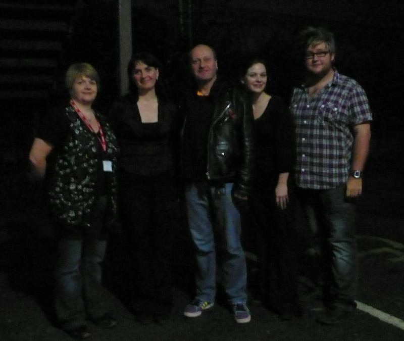 2011 Event team