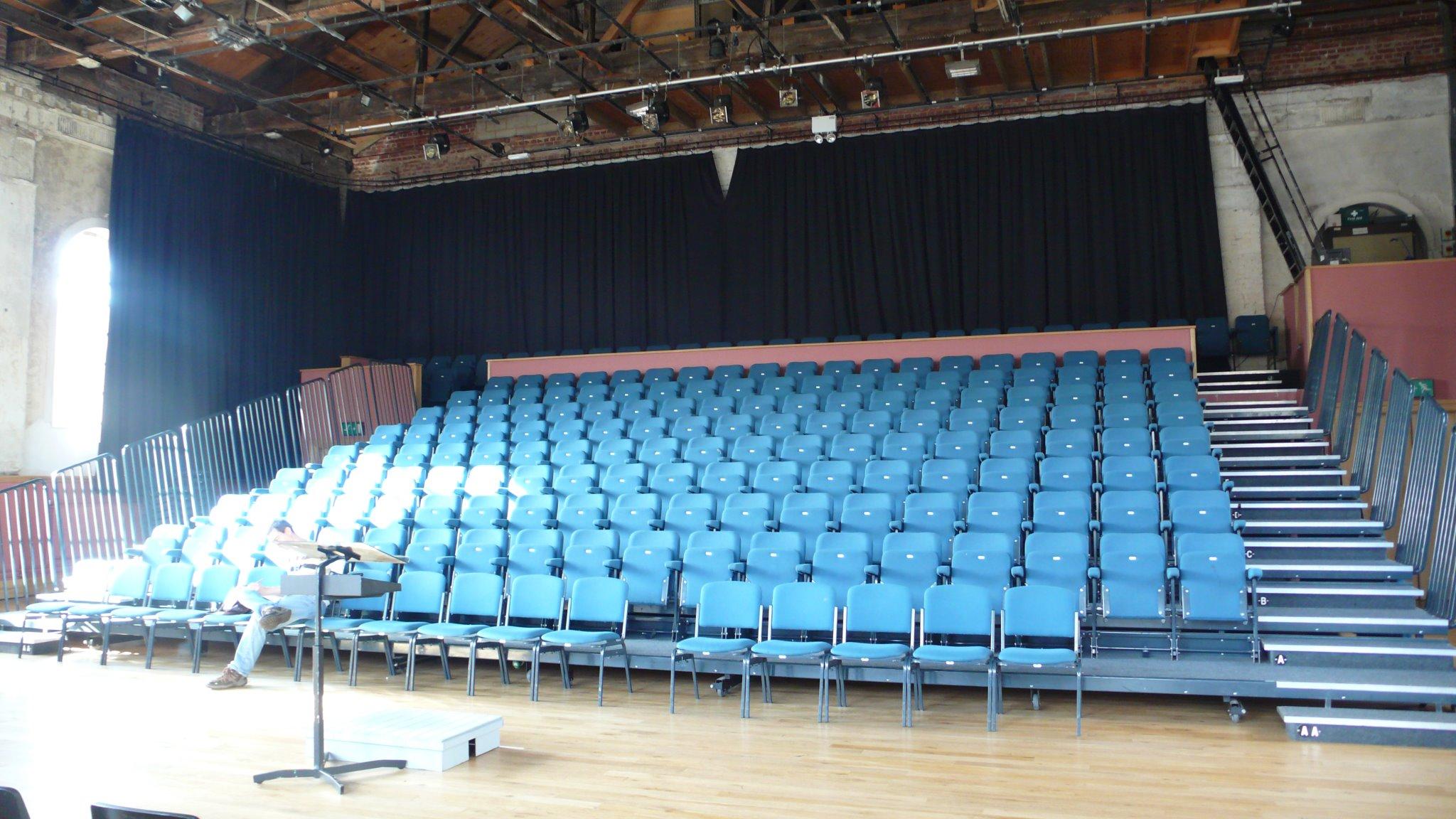 Square Chapel auditorium